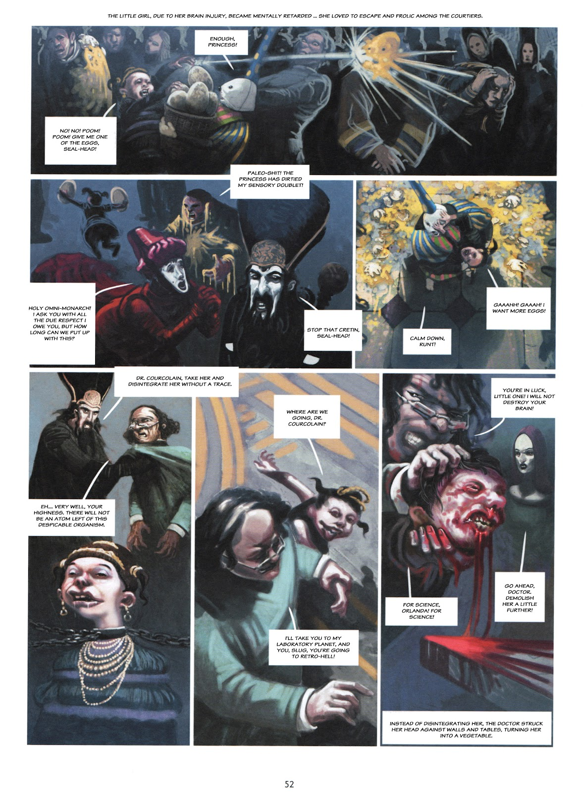Showman Killer issue 2 - Page 52