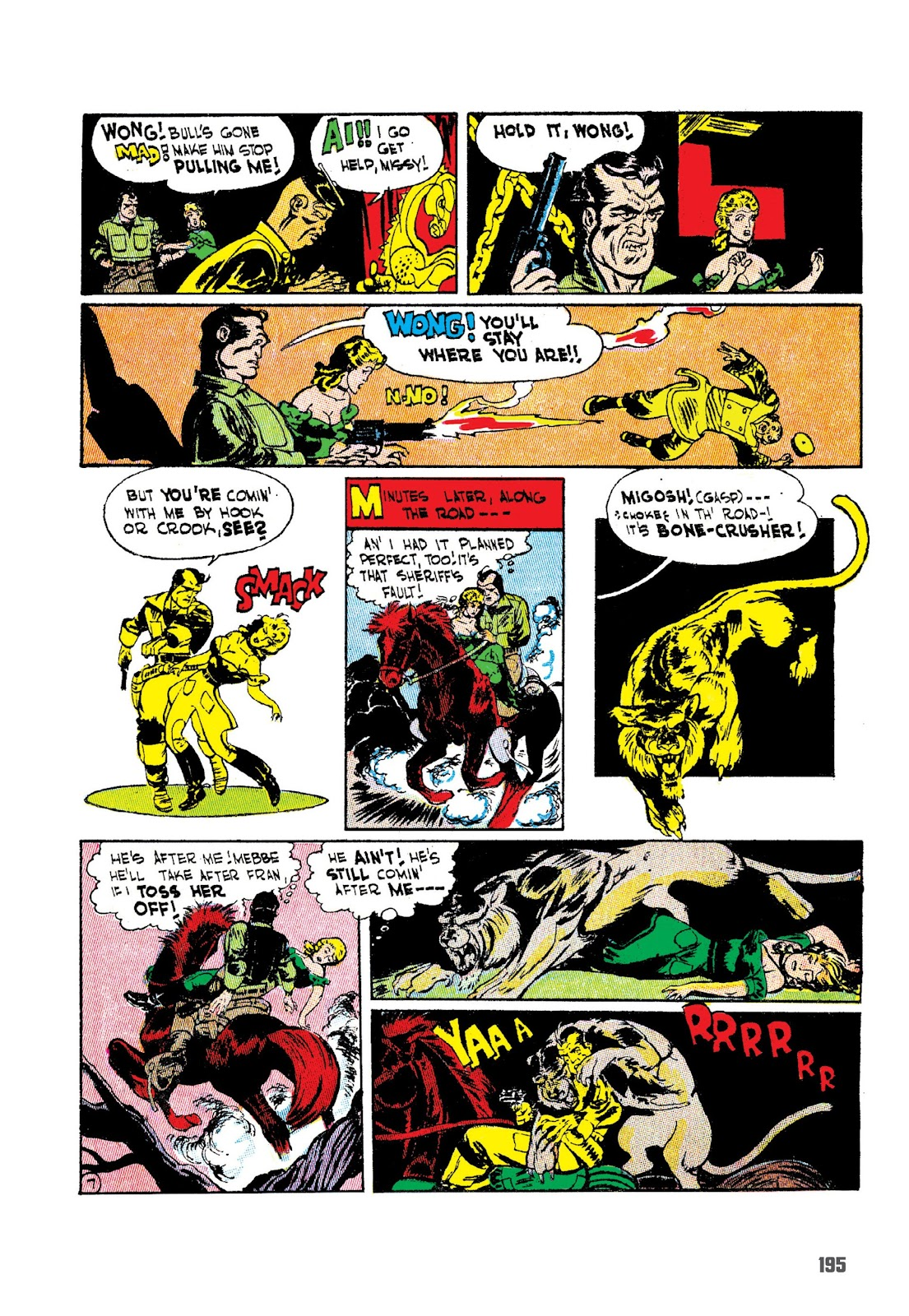 Read online The Joe Kubert Archives comic -  Issue # TPB (Part 3) - 6