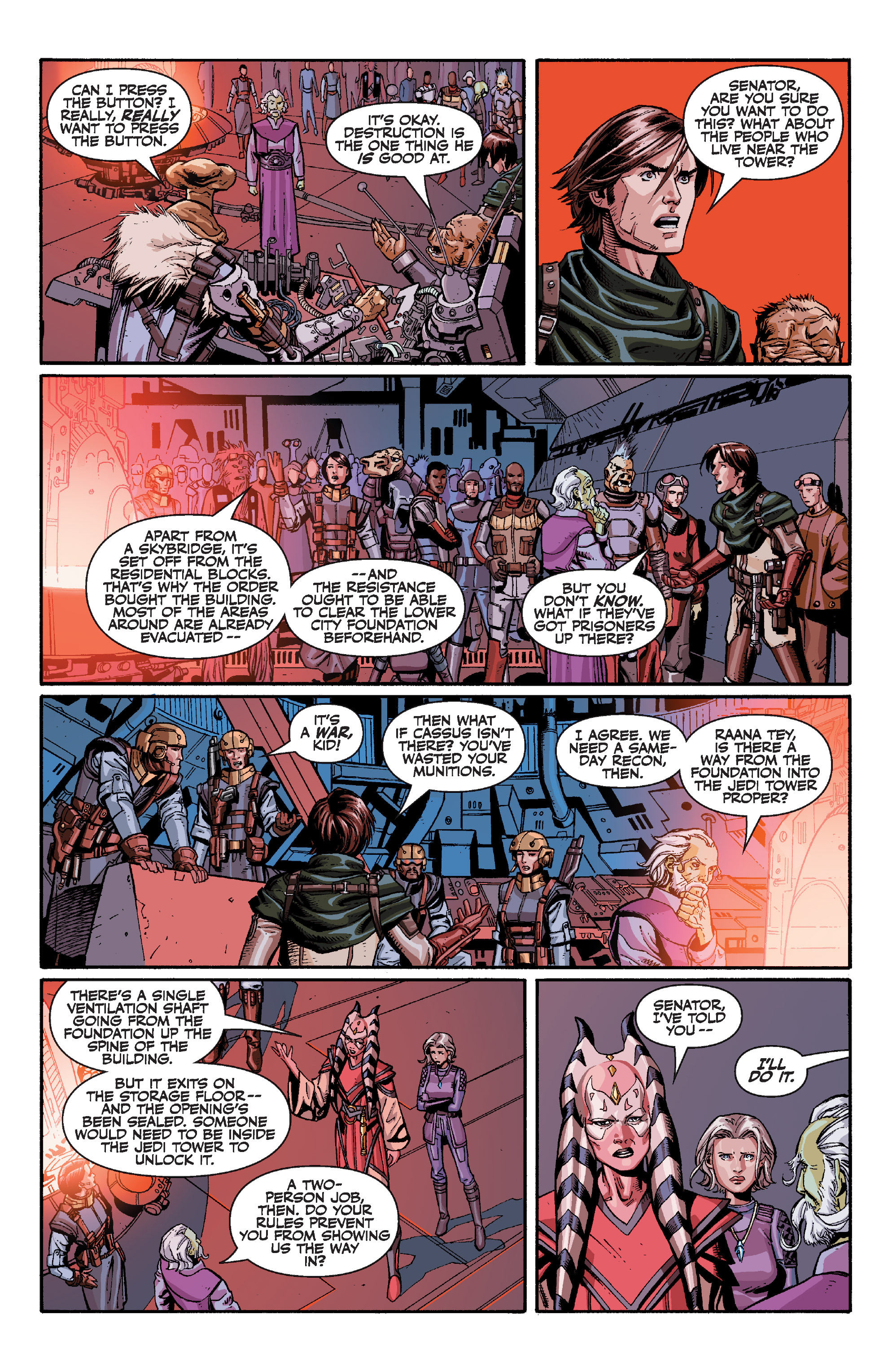 Read online Star Wars Omnibus comic -  Issue # Vol. 32 - 118