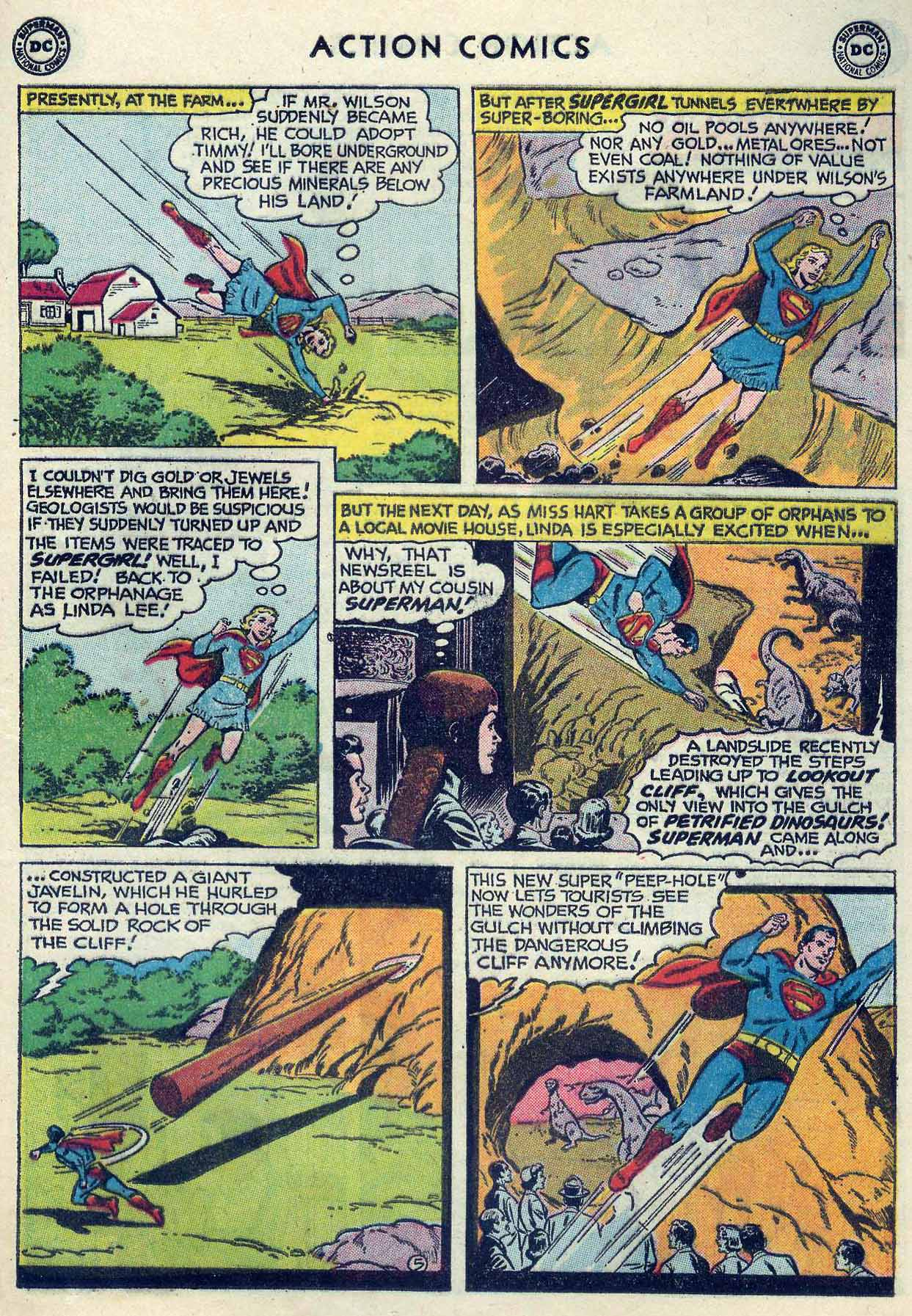 Read online Action Comics (1938) comic -  Issue #253 - 21