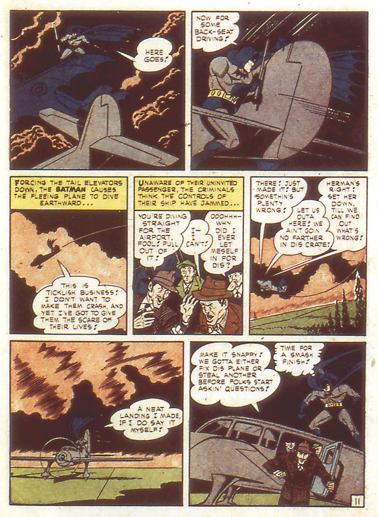 Detective Comics (1937) 86 Page 12