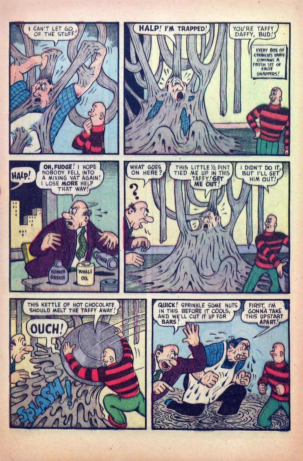 Read online Joker Comics comic -  Issue #21 - 32