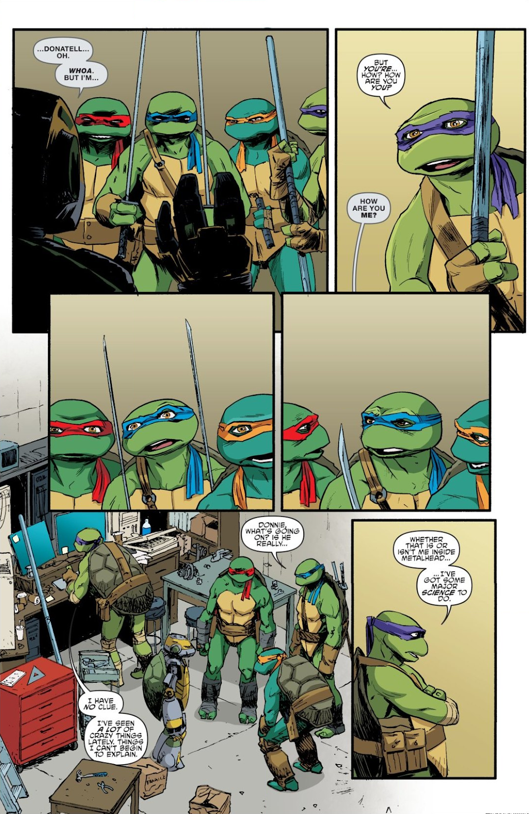 Read online Teenage Mutant Ninja Turtles: The IDW Collection comic -  Issue # TPB 8 (Part 4) - 45
