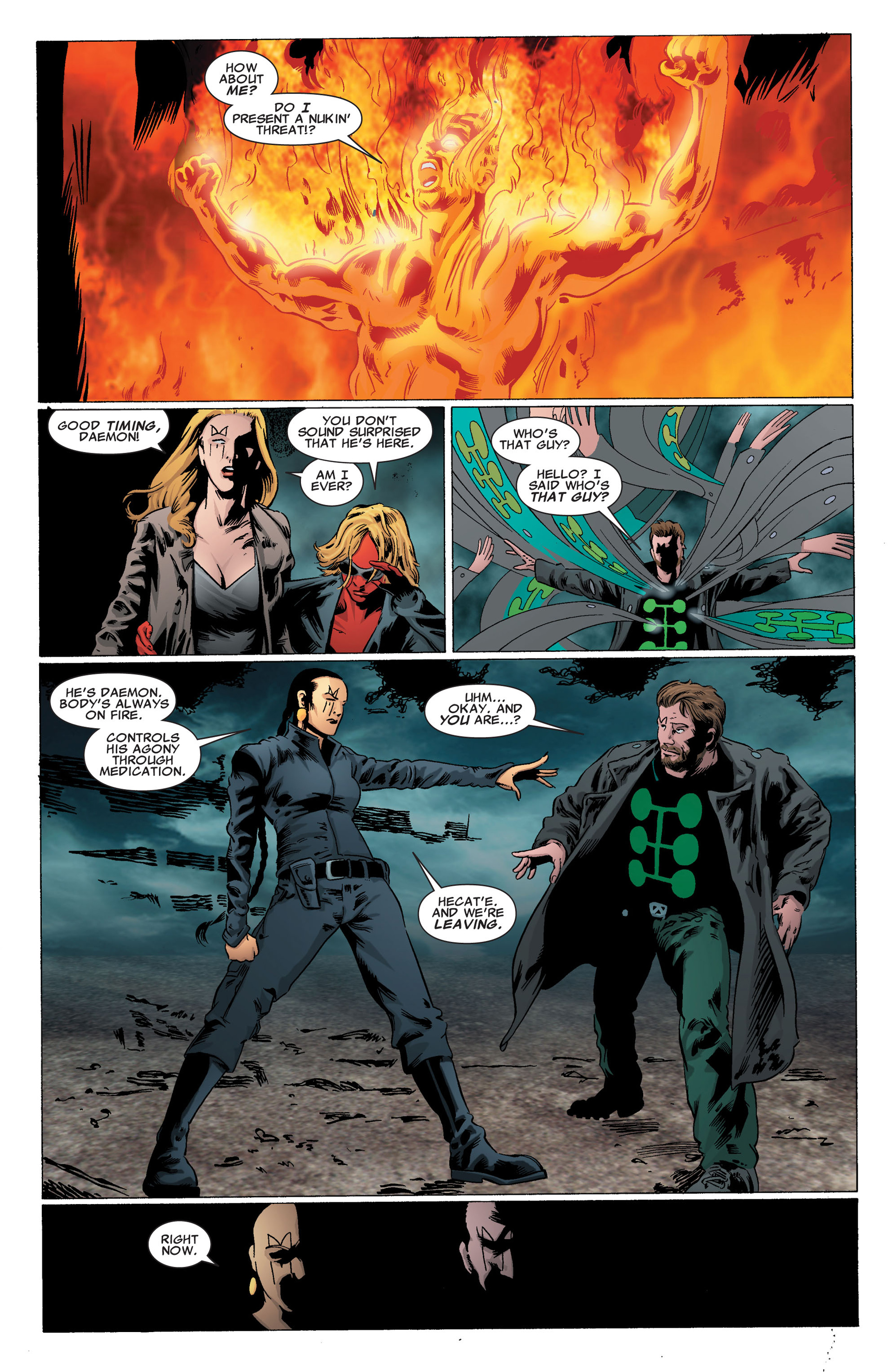 Read online X-Factor (2006) comic -  Issue #42 - 19