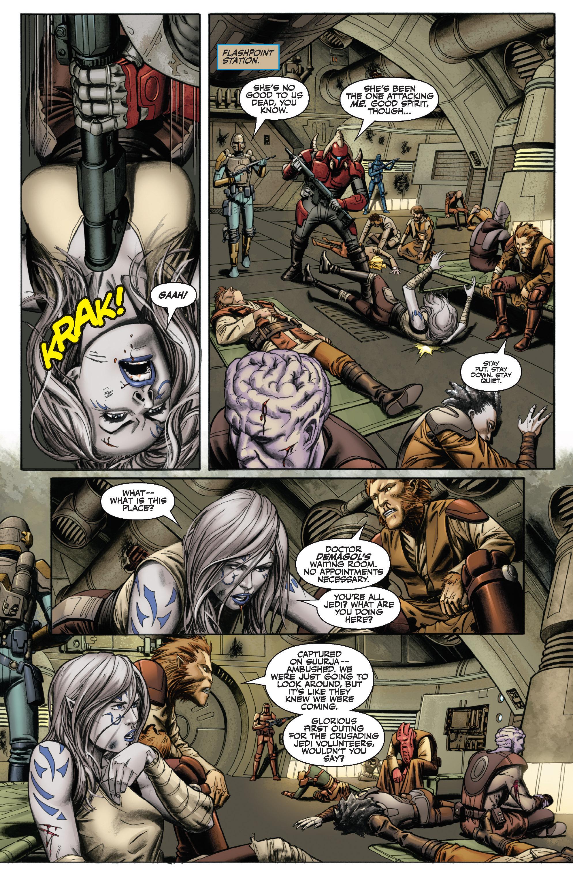 Read online Star Wars Omnibus comic -  Issue # Vol. 29 - 183