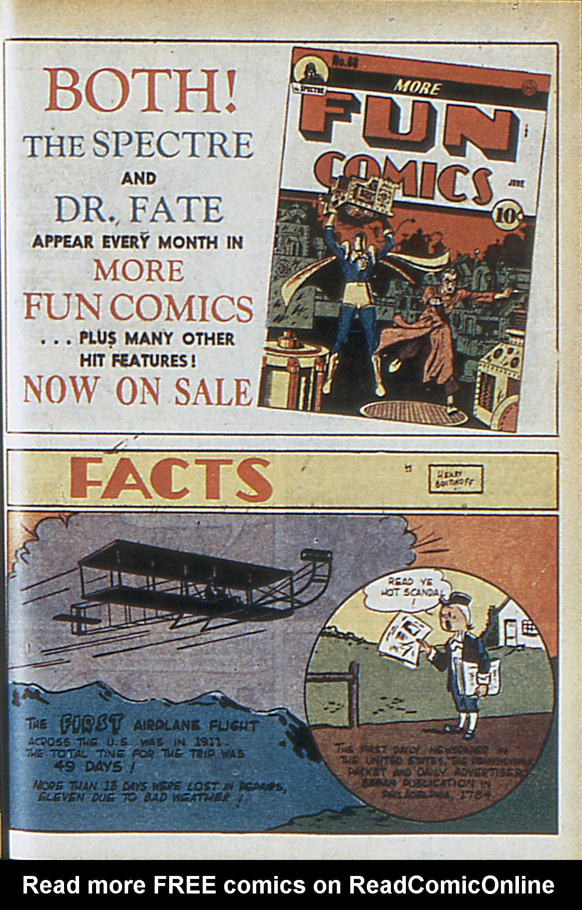 Read online Adventure Comics (1938) comic -  Issue #63 - 58