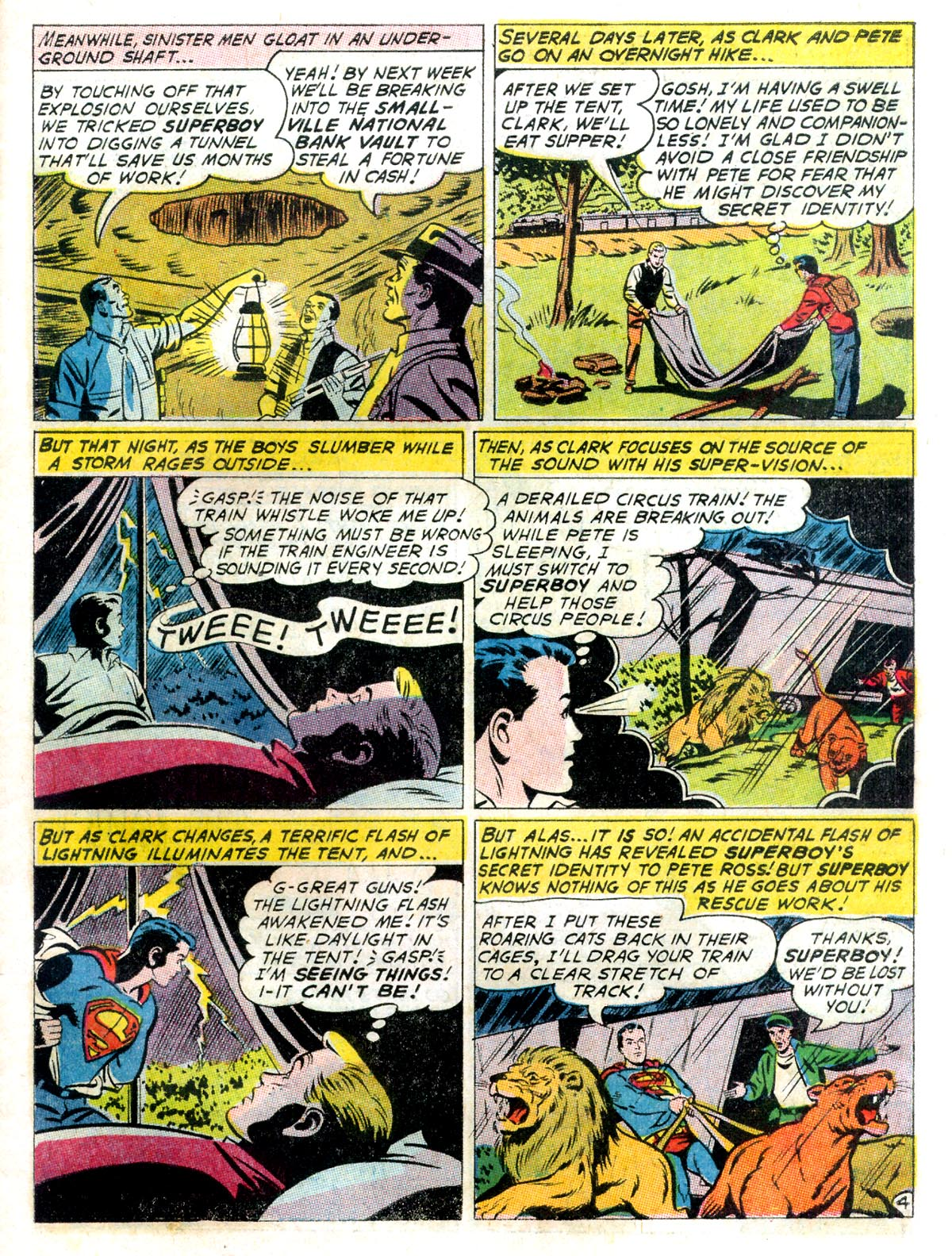 Read online Adventure Comics (1938) comic -  Issue #343 - 27
