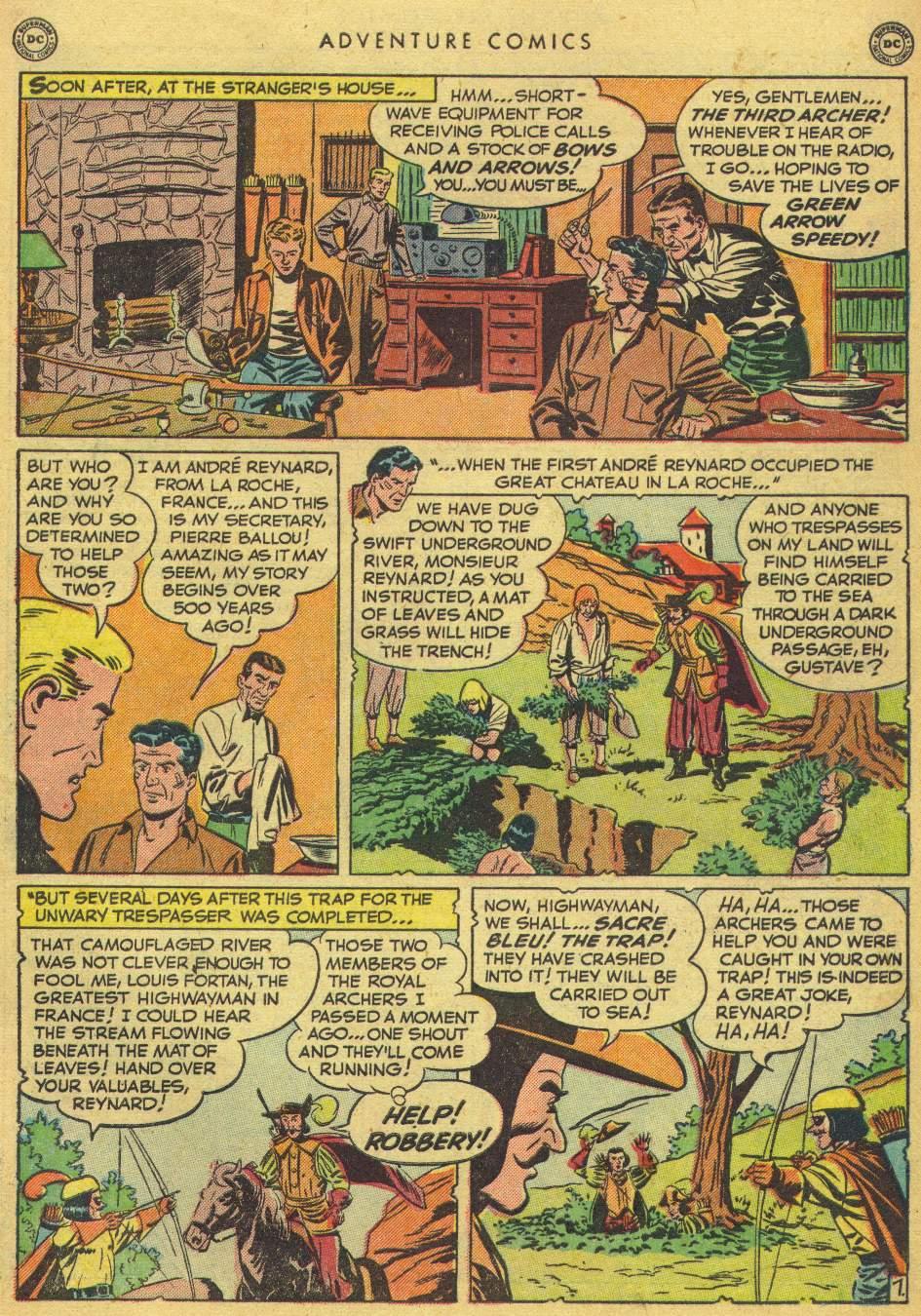 Read online Adventure Comics (1938) comic -  Issue #162 - 45