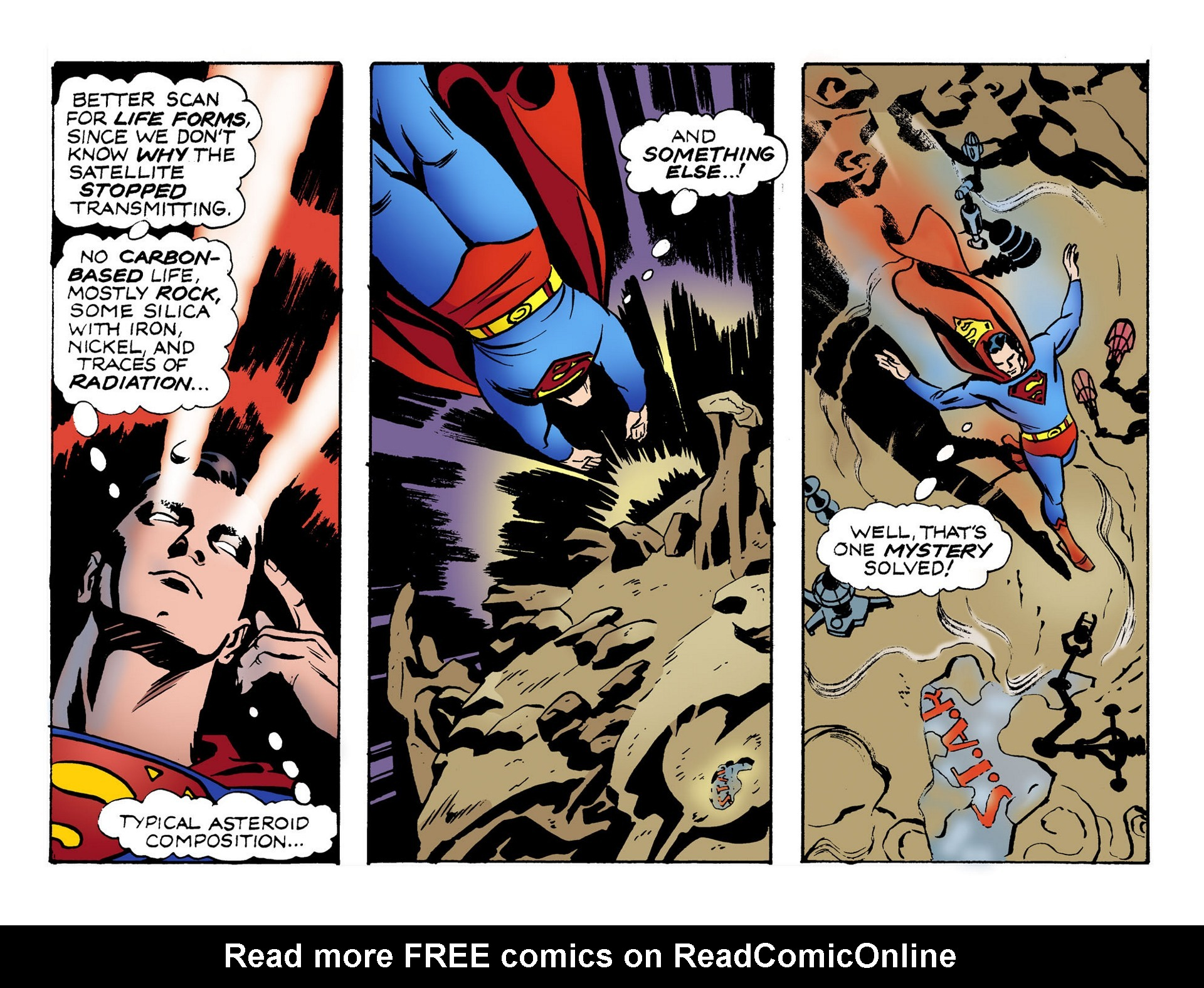 Read online Adventures of Superman [I] comic -  Issue #51 - 6