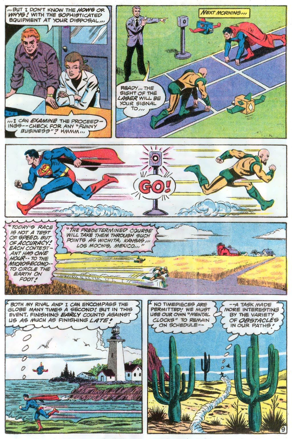 Read online Action Comics (1938) comic -  Issue #574 - 12
