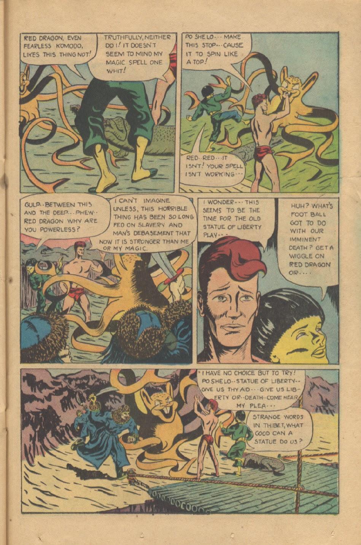 Super-Magician Comics issue 53 - Page 31