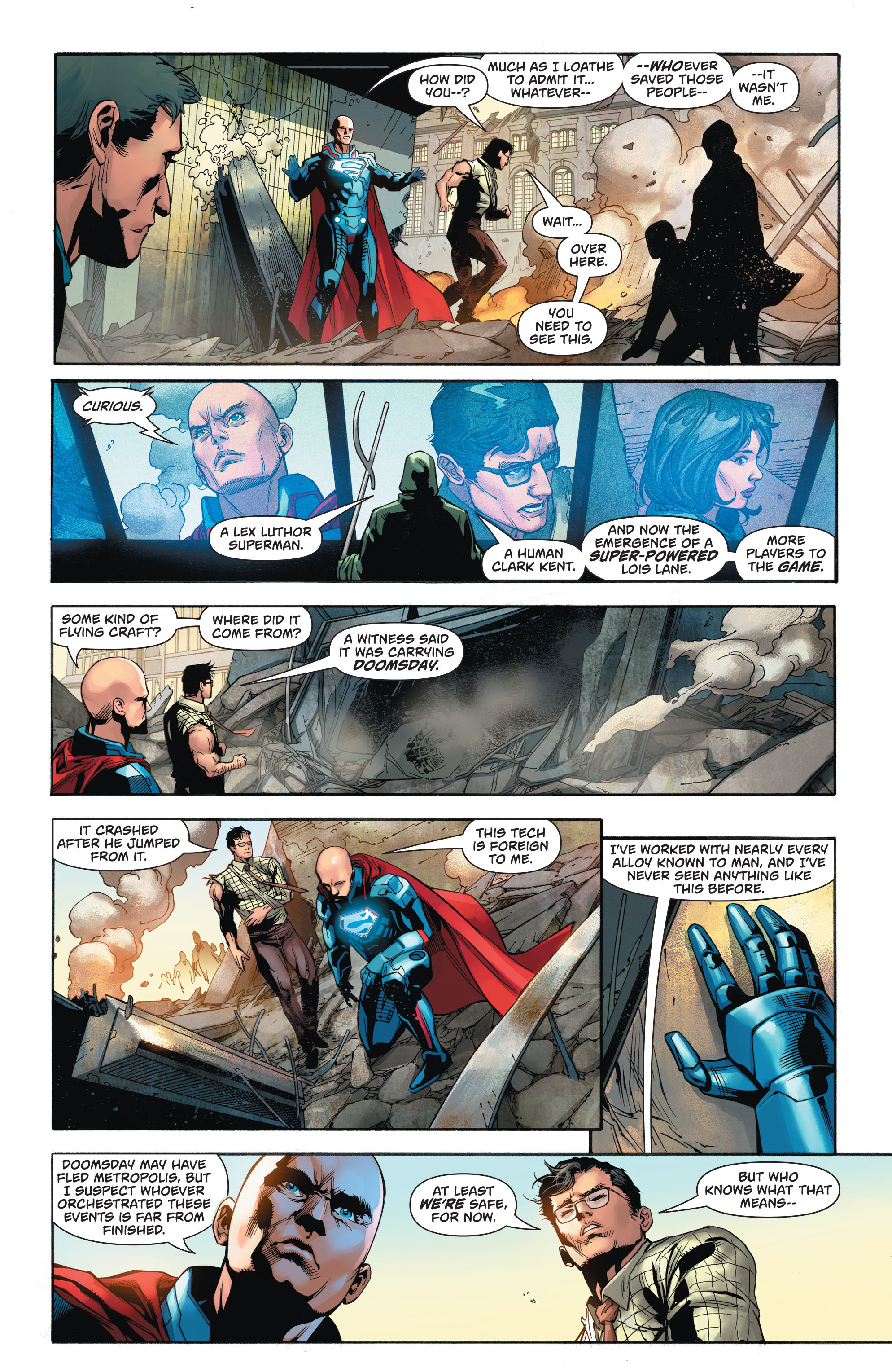 Read online Action Comics (2016) comic -  Issue #961 - 7