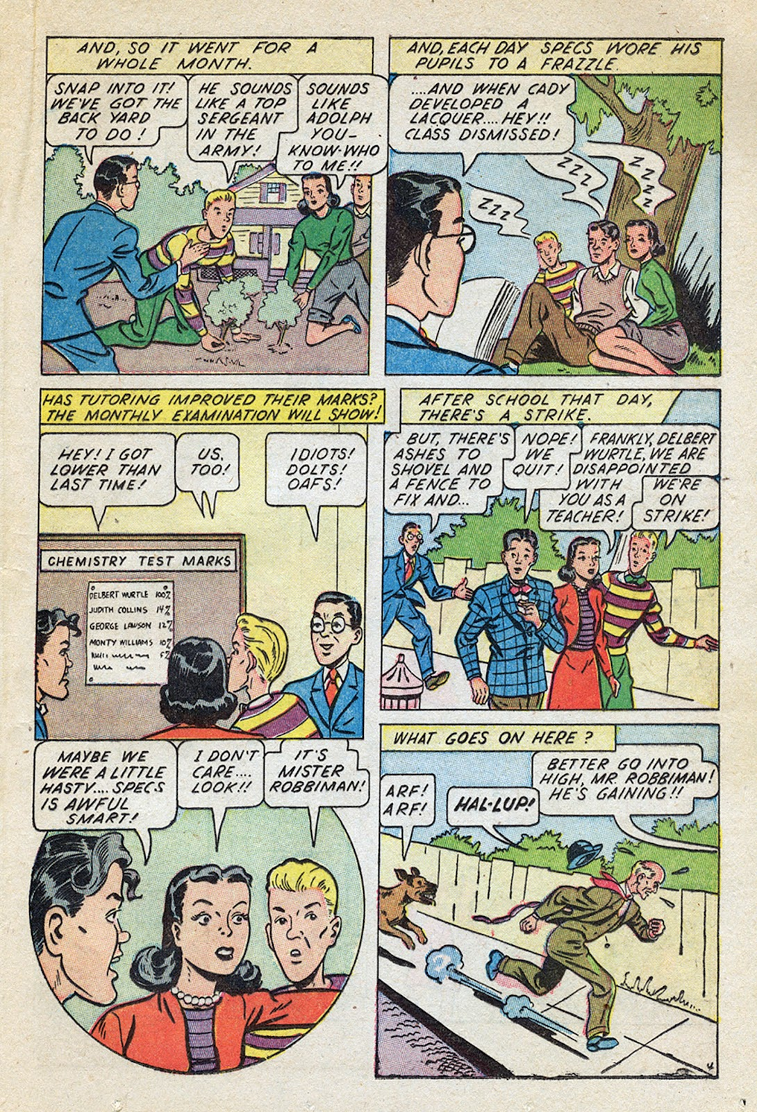 Georgie Comics (1945) issue 4 - Page 21