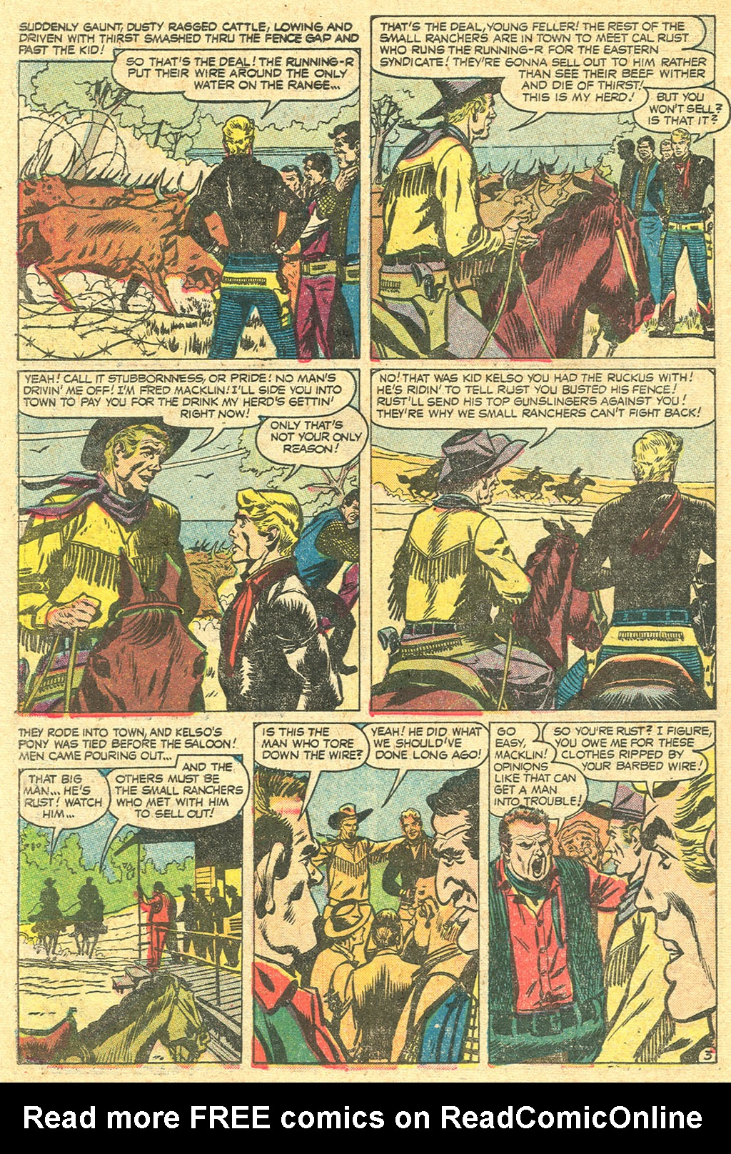 Read online Two-Gun Kid comic -  Issue #31 - 30