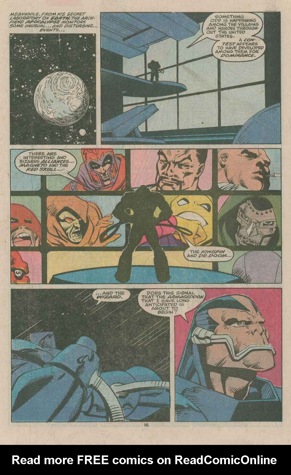Read online X-Factor (1986) comic -  Issue #49 - 12