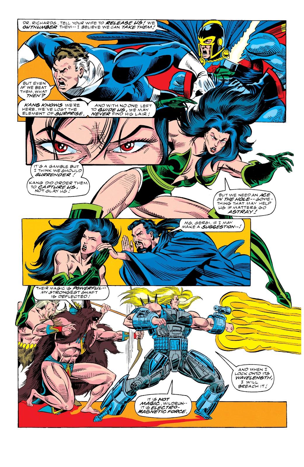 Read online Avengers: Citizen Kang comic -  Issue # TPB (Part 2) - 75