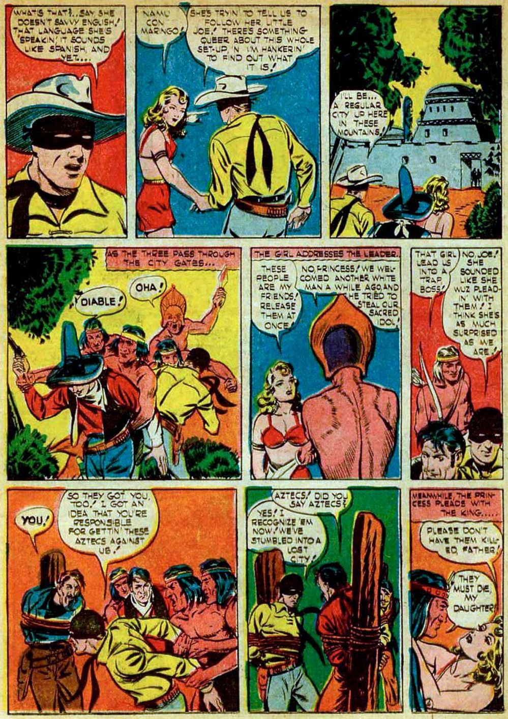 Zip Comics issue 19 - Page 28