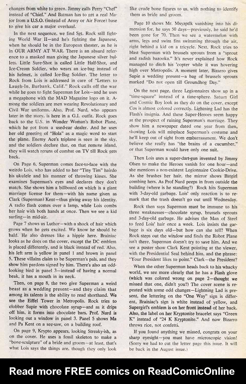 Action Comics (1938) 390 Page 31