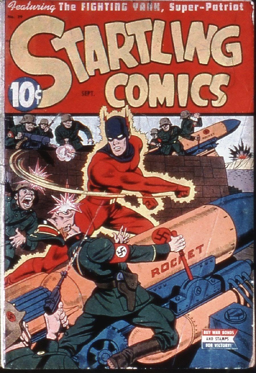 Startling Comics 29 Page 1