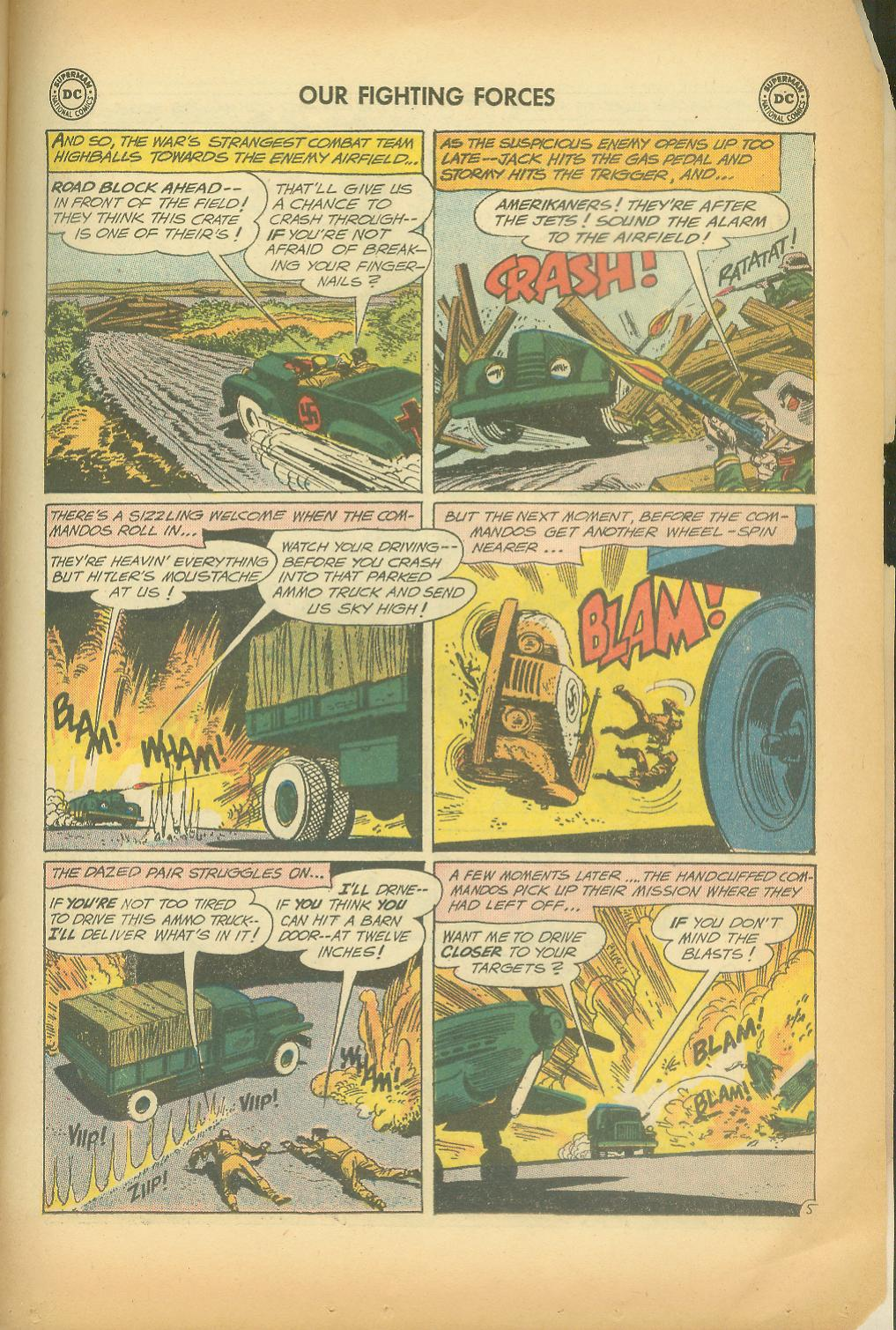 Our Fighting Forces (1954) issue 65 - Page 31