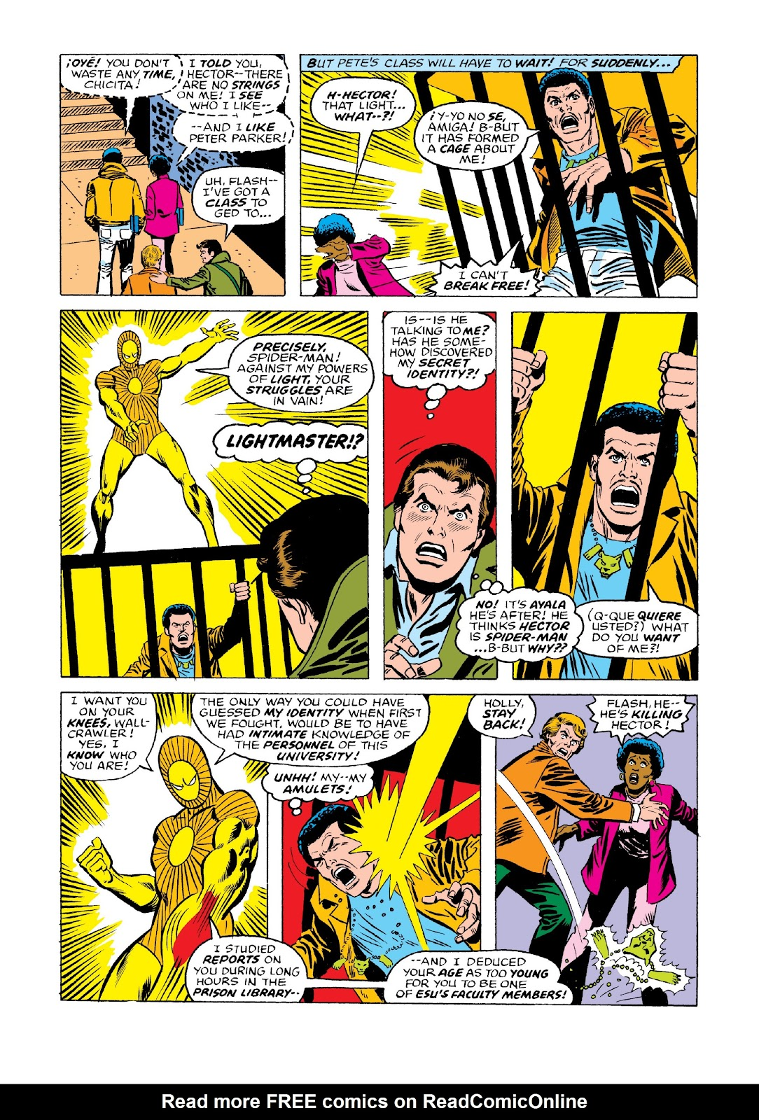 Read online Marvel Masterworks: The Spectacular Spider-Man comic -  Issue # TPB 2 (Part 1) - 89