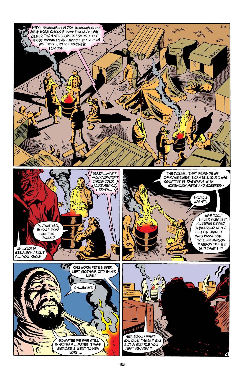 Read online Detective Comics (1937) comic -  Issue # _TPB Batman - The Dark Knight Detective 2 (Part 2) - 8
