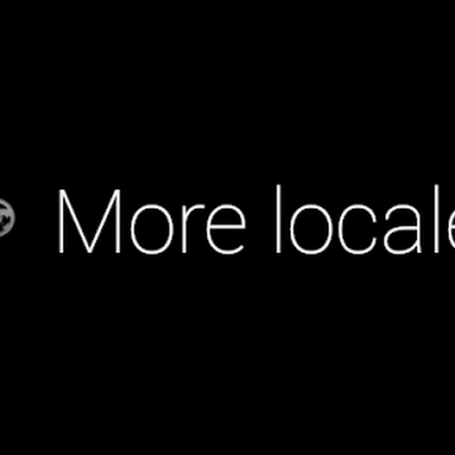 Deixe o Seu Aparelho Android em PT-BR Com App MoreLocale 2