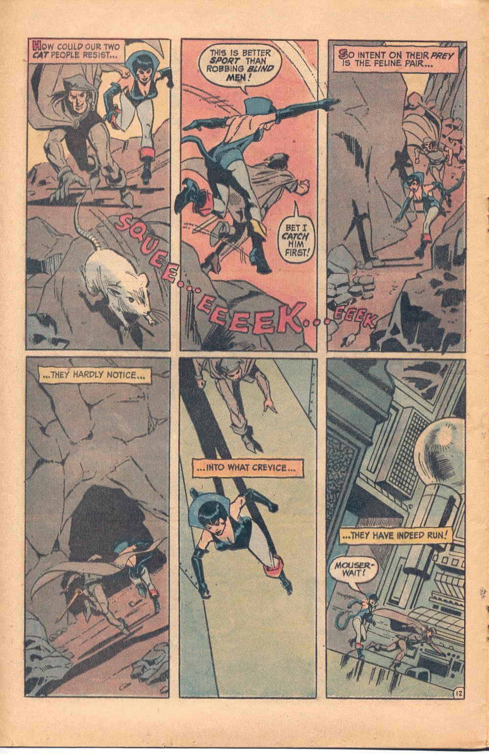 Read online Wonder Woman (1942) comic -  Issue #202 - 13