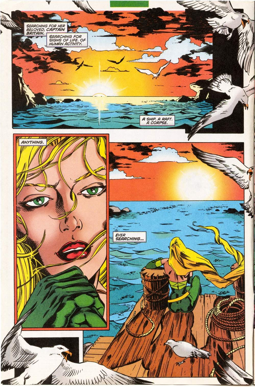 Excalibur (1988) issue 122 - Page 4