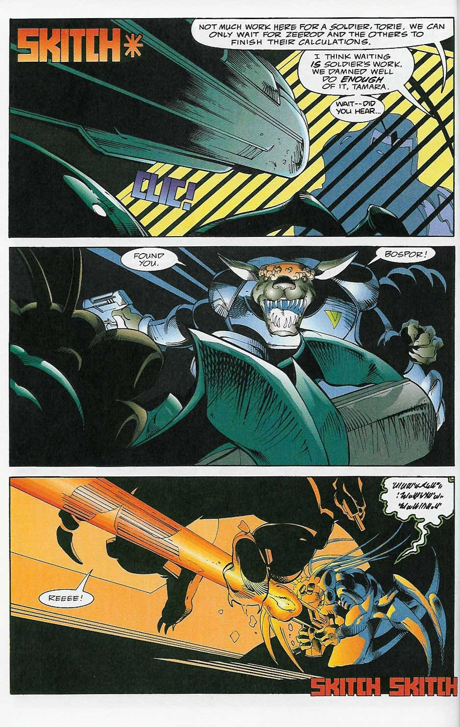 Alien Legion: On the Edge issue 2 - Page 33