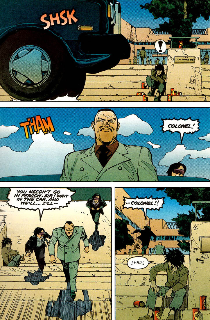 Read online Akira comic -  Issue #3 - 15