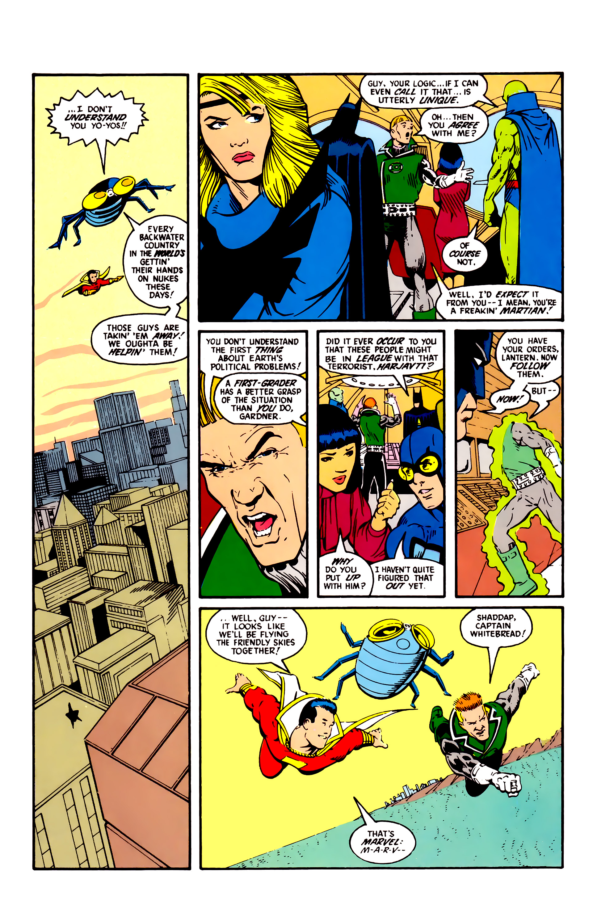 Read online Justice League (1987) comic -  Issue #2 - 15