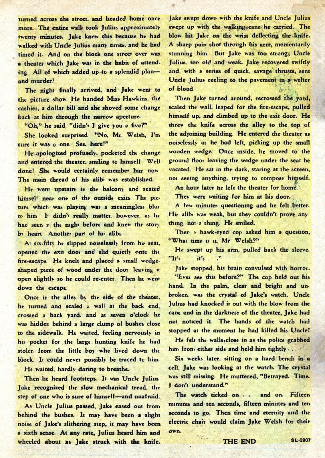 Read online Blackstone the Magician comic -  Issue #4 - 24
