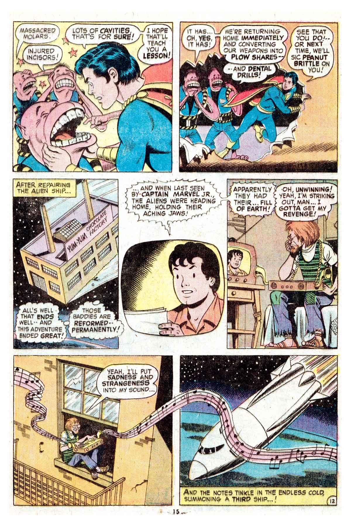 Read online Shazam! (1973) comic -  Issue #17 - 15