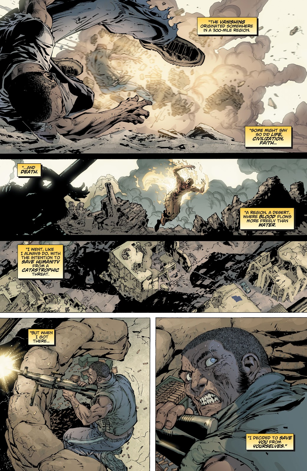 Read online Superman: For Tomorrow comic -  Issue # TPB (Part 1) - 49