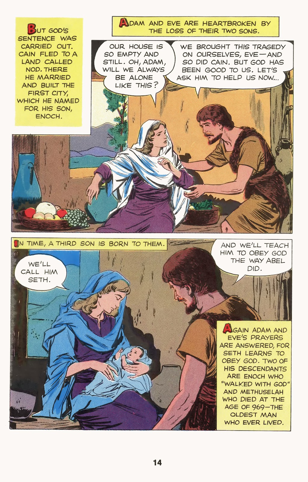 The Picture Bible issue TPB (Part 1) - Page 16