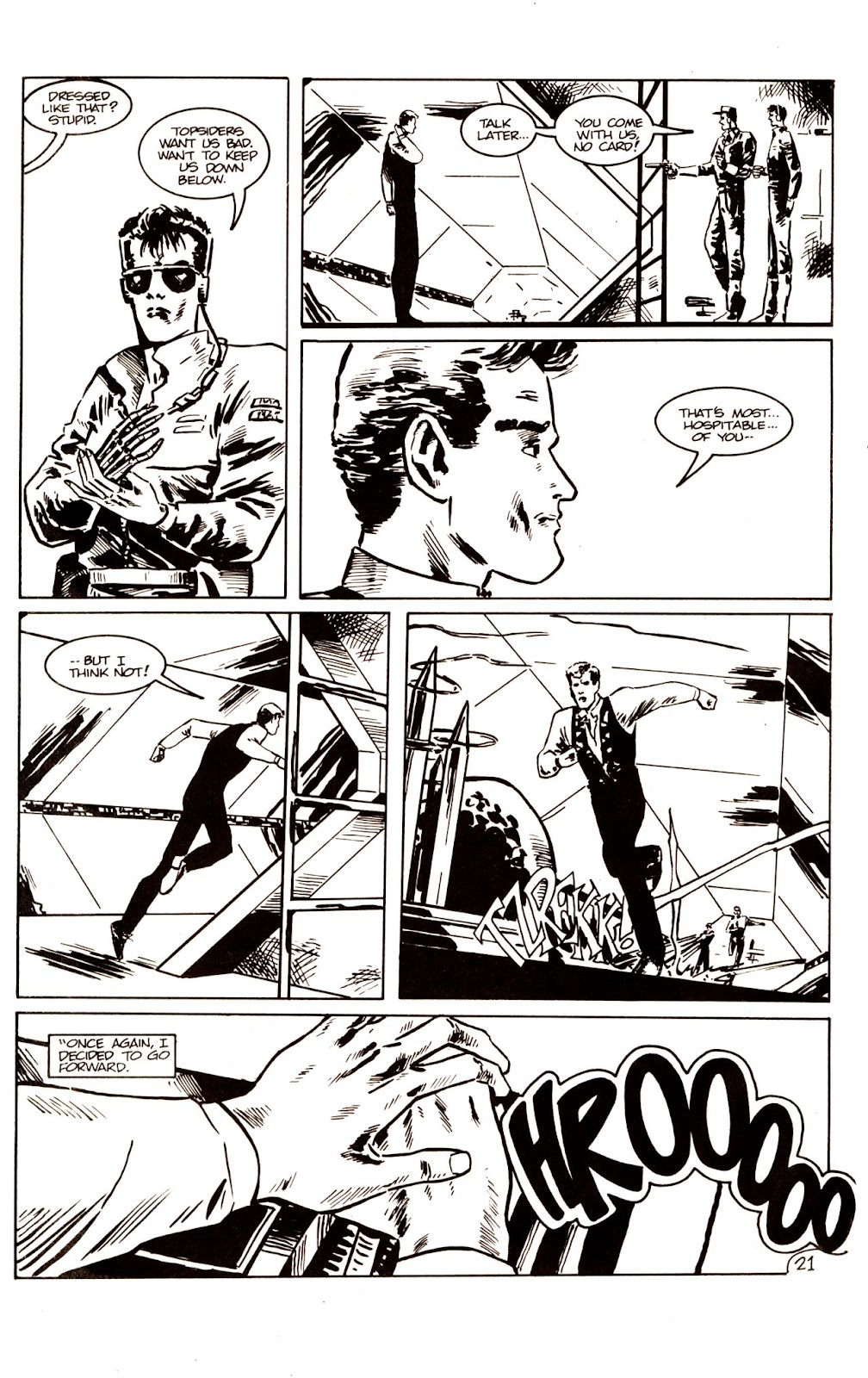 The Time Machine issue 1 - Page 24