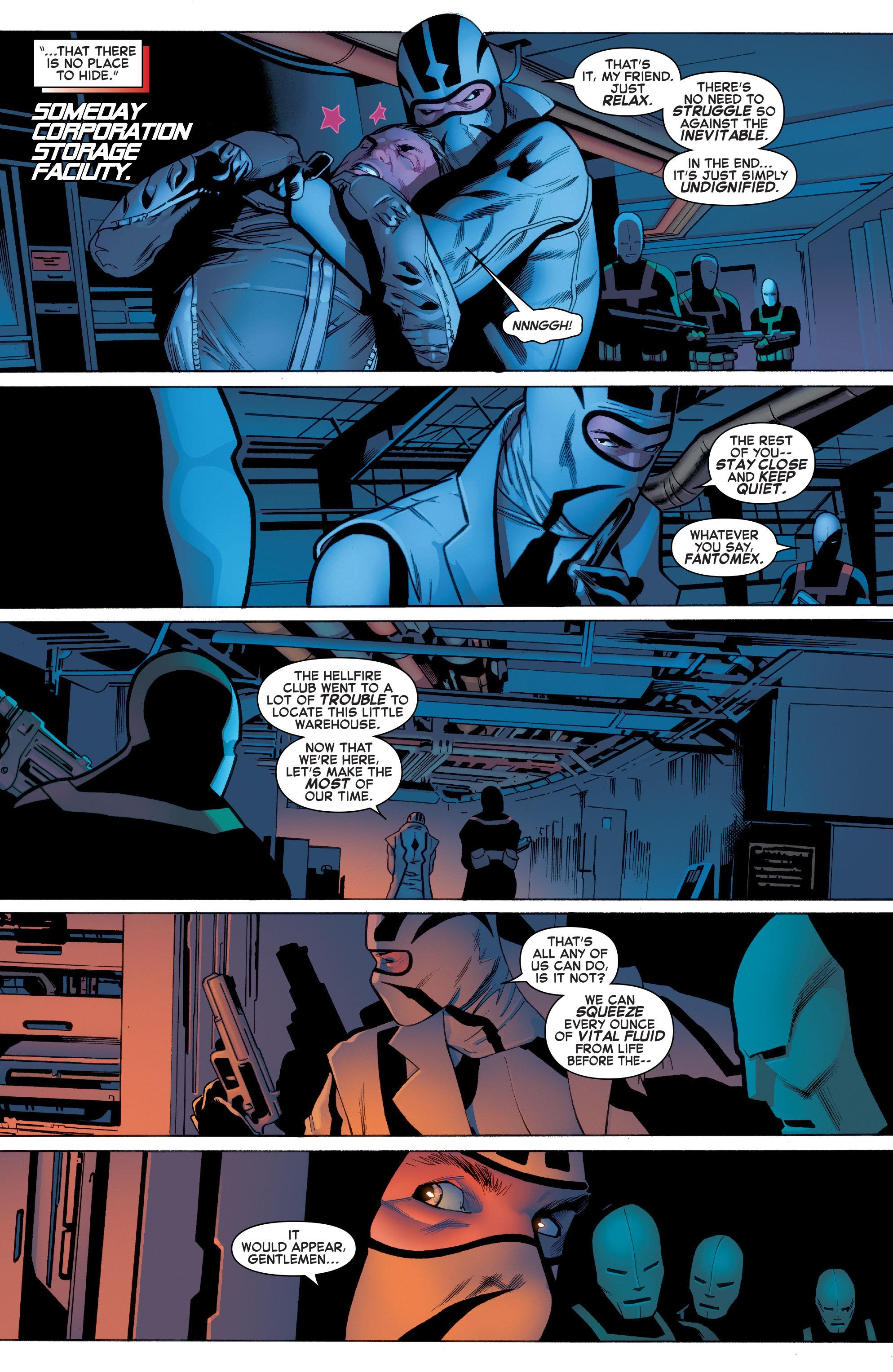 Read online Uncanny X-Men (2016) comic -  Issue #3 - 19
