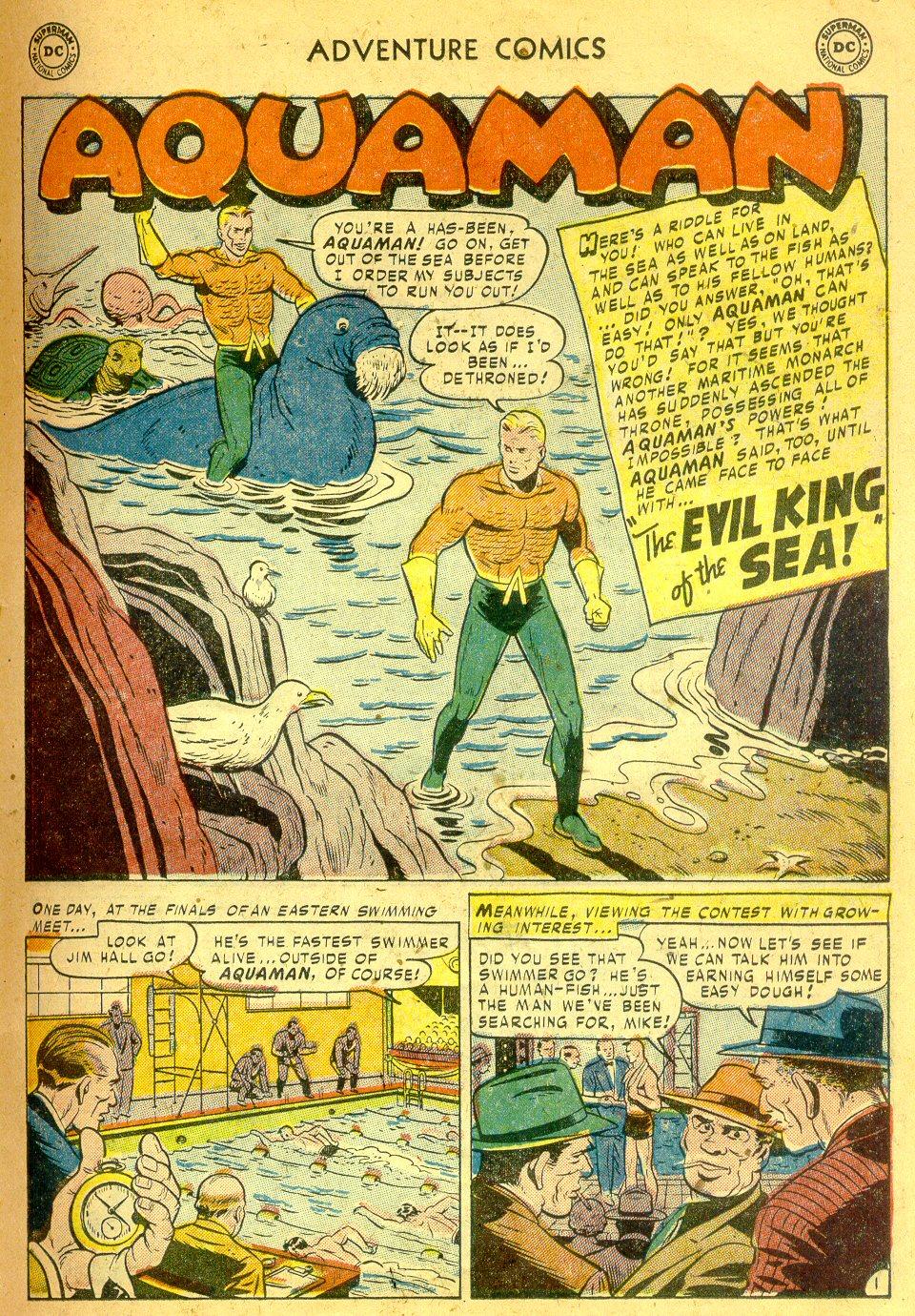 Read online Adventure Comics (1938) comic -  Issue #181 - 16
