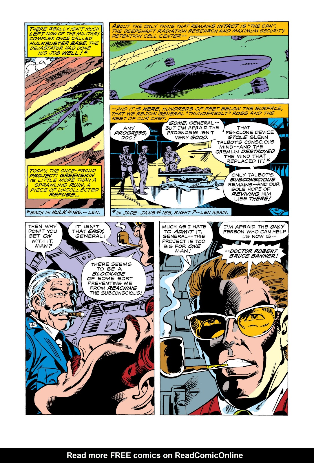 Read online Marvel Masterworks: The Incredible Hulk comic -  Issue # TPB 11 (Part 2) - 71