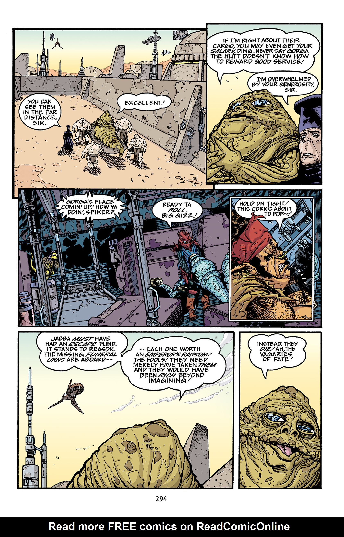 Read online Star Wars Omnibus comic -  Issue # Vol. 30 - 291