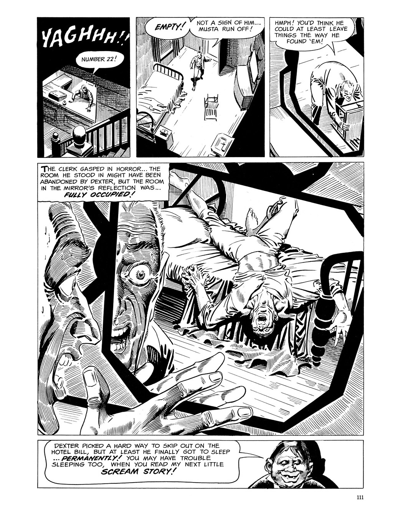 Read online Eerie Archives comic -  Issue # TPB 1 - 112