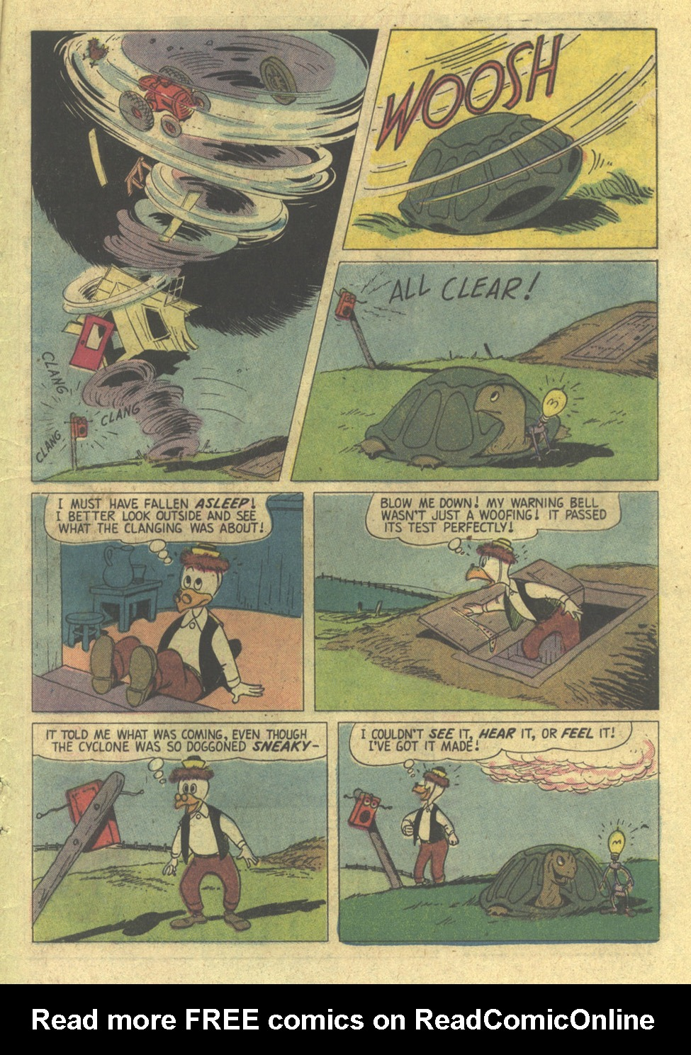 Read online Uncle Scrooge (1953) comic -  Issue #113 - 33