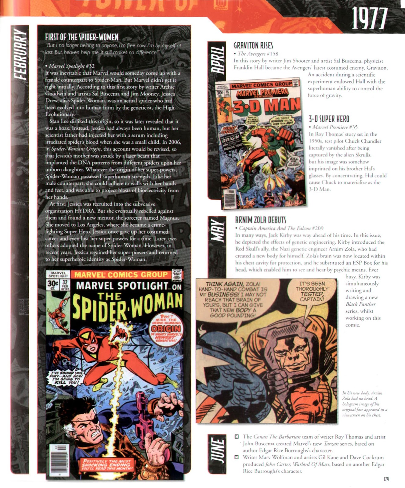Read online Marvel Chronicle comic -  Issue # TPB (Part 2) - 69
