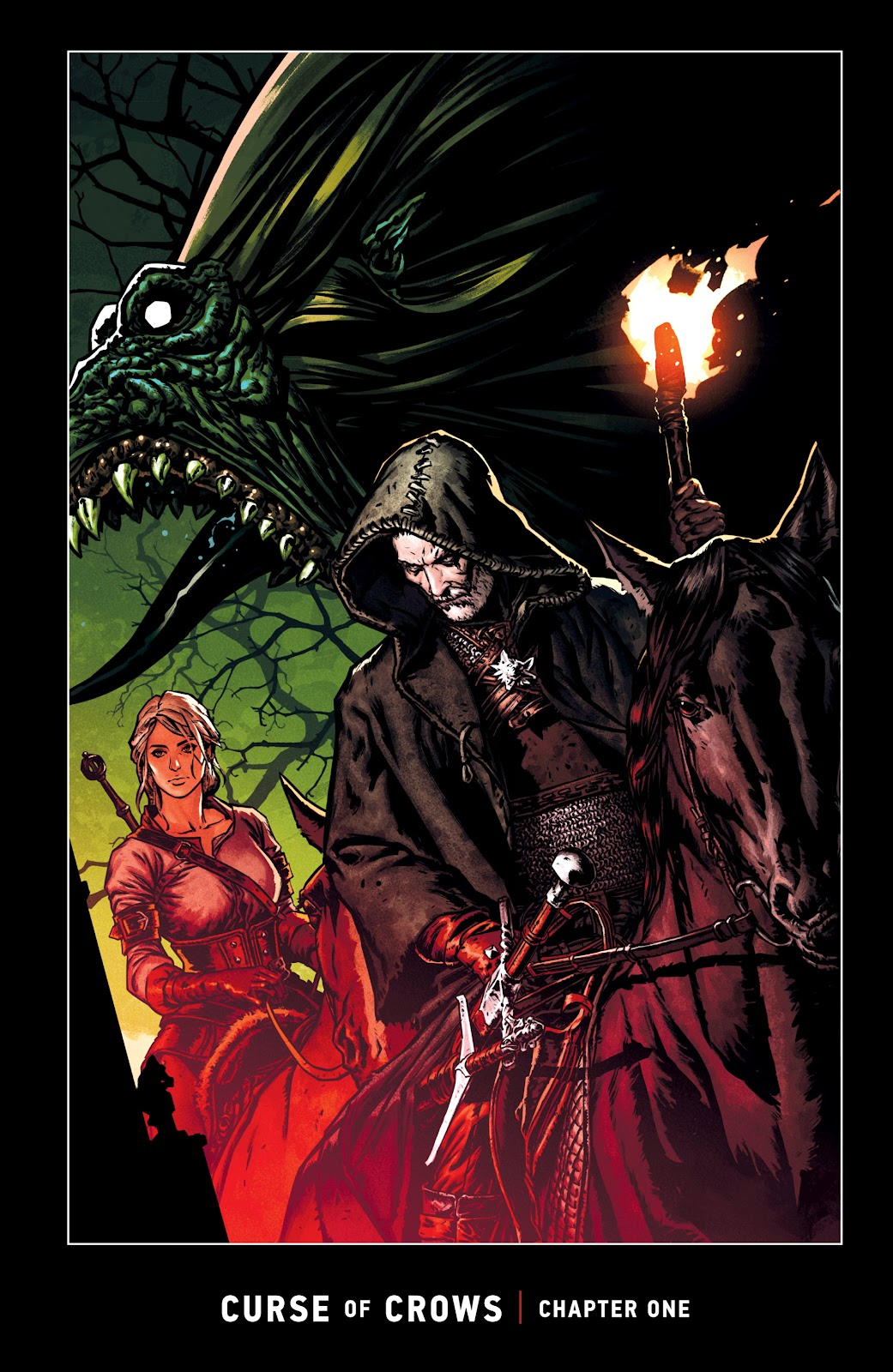 Read online The Witcher Omnibus comic -  Issue # TPB (Part 3) - 96