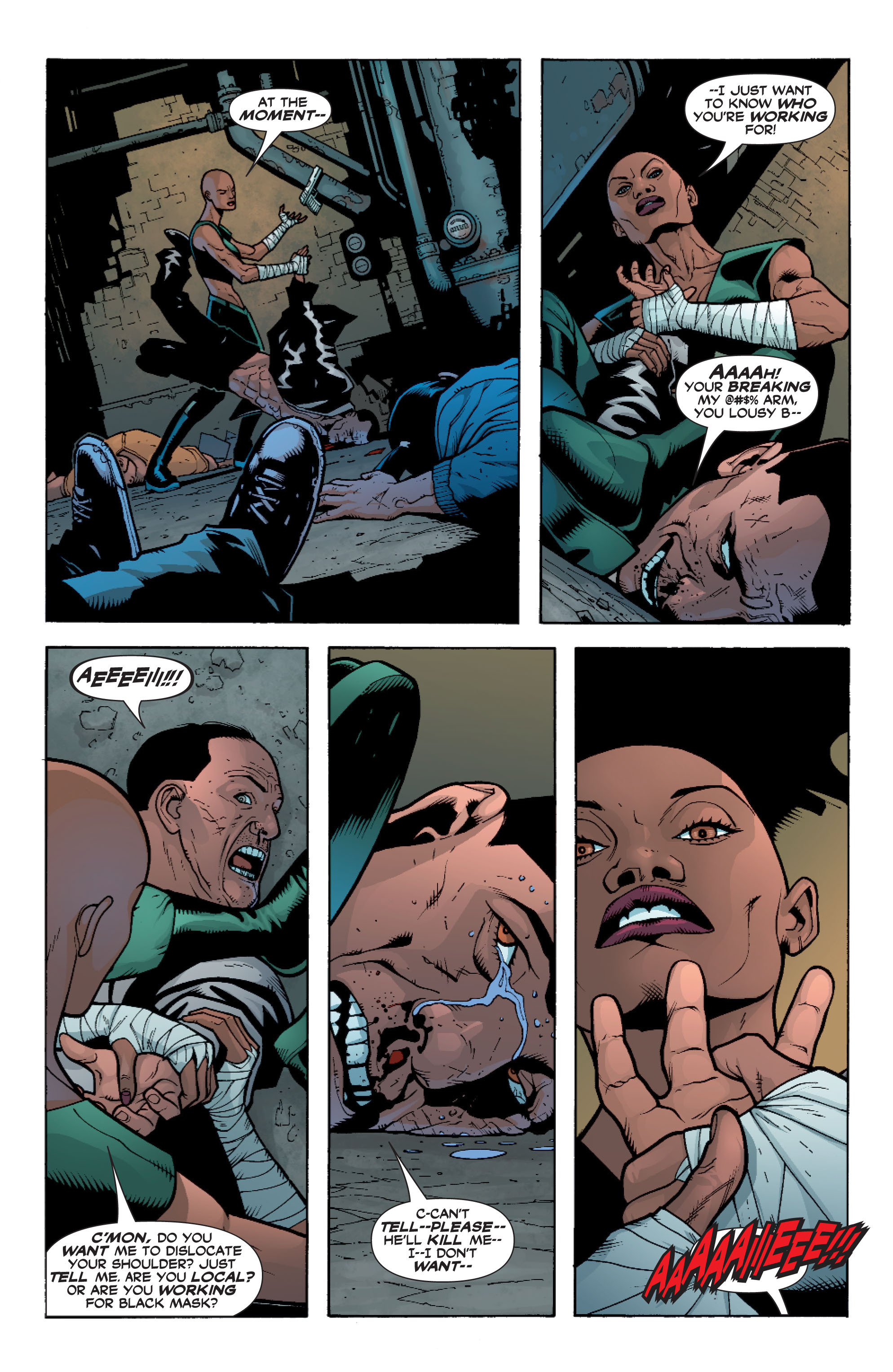 Read online Batman: Under The Red Hood comic -  Issue # Full - 116