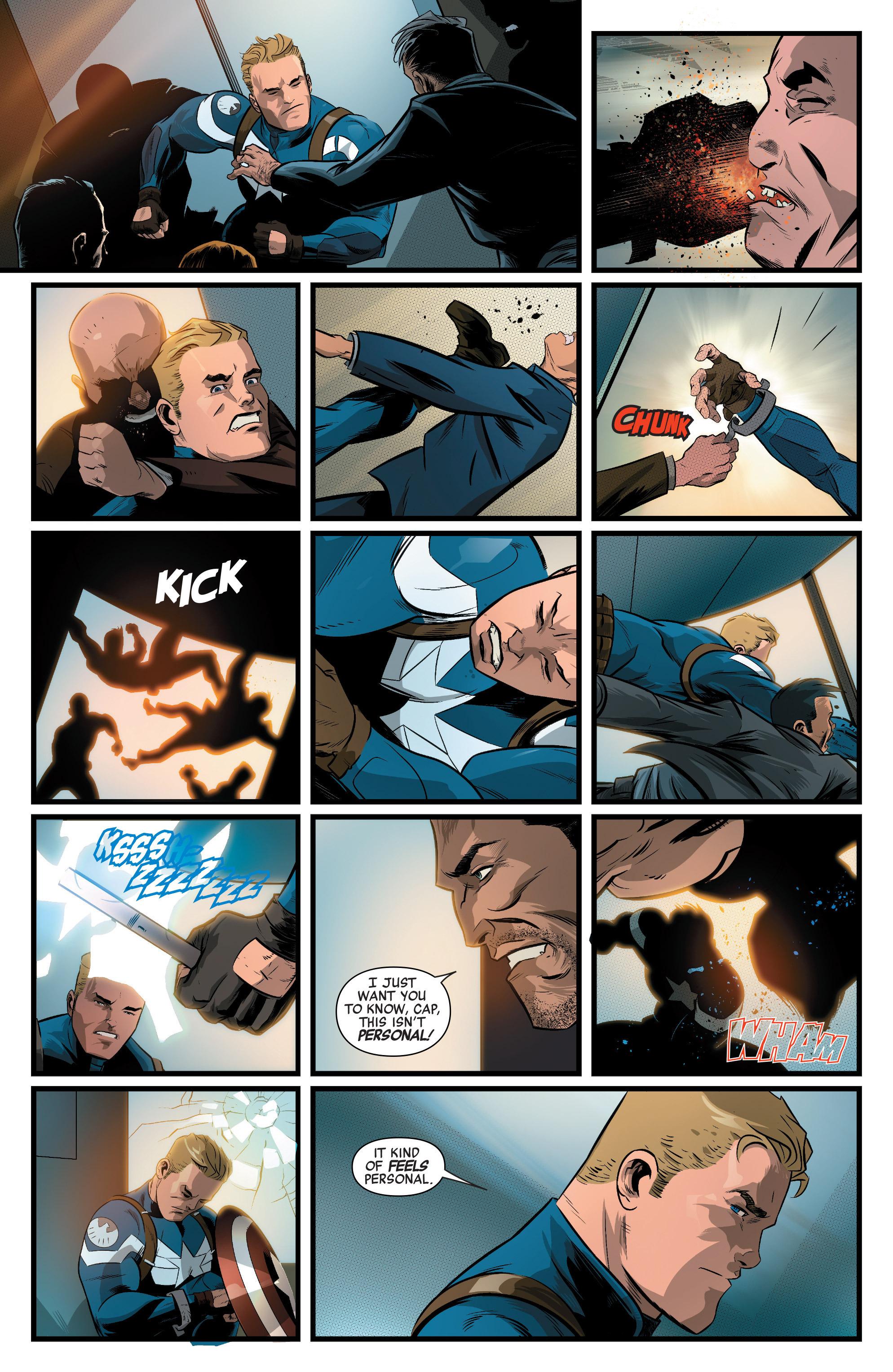 Read online Captain America: Civil War Prelude comic -  Issue #3 - 17