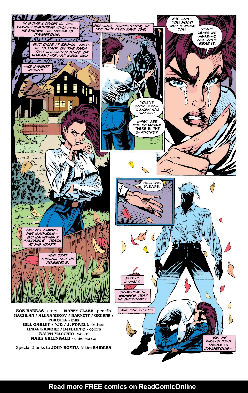 Read online The Vision comic -  Issue #4 - 2