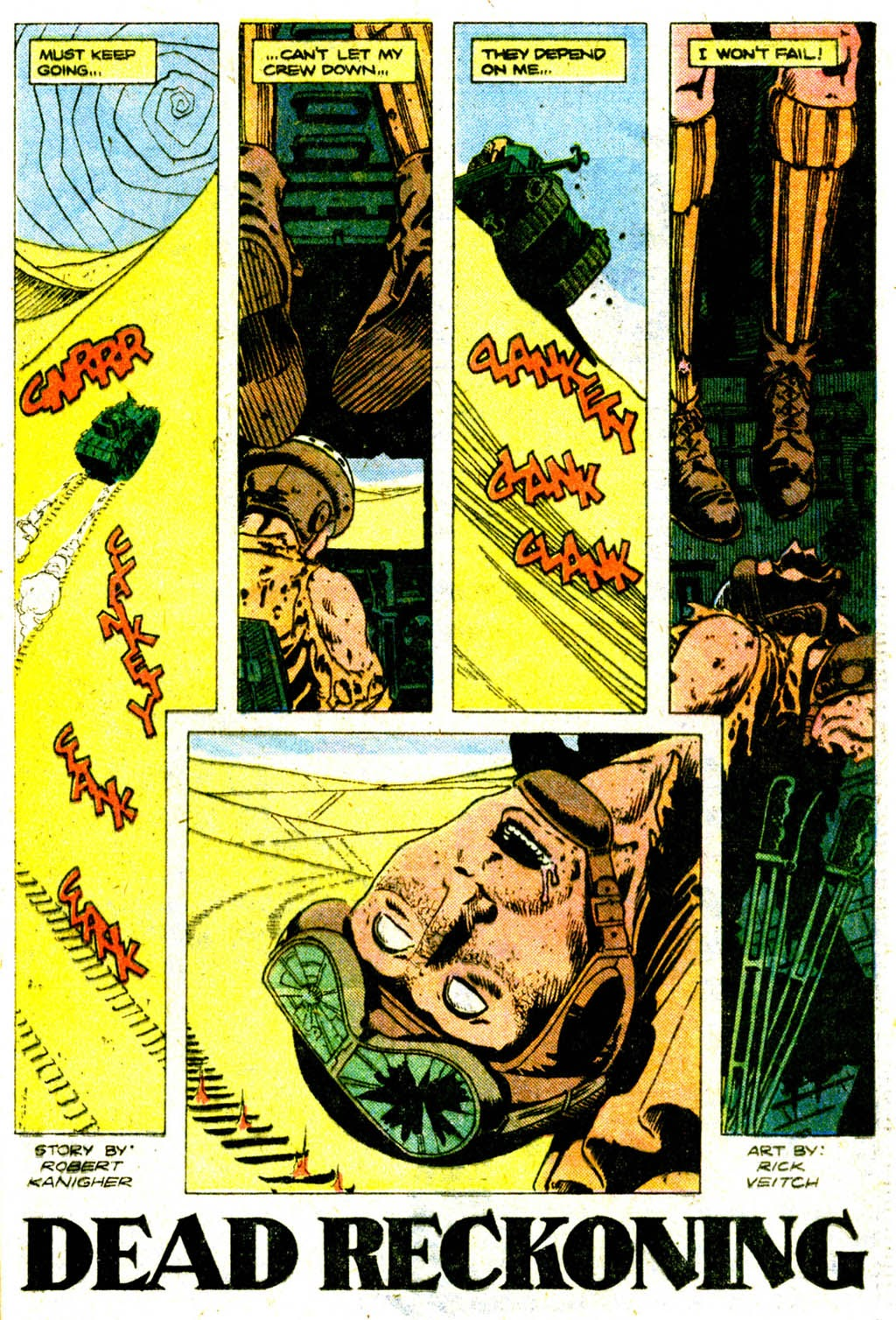 Read online Sgt. Rock comic -  Issue #332 - 24