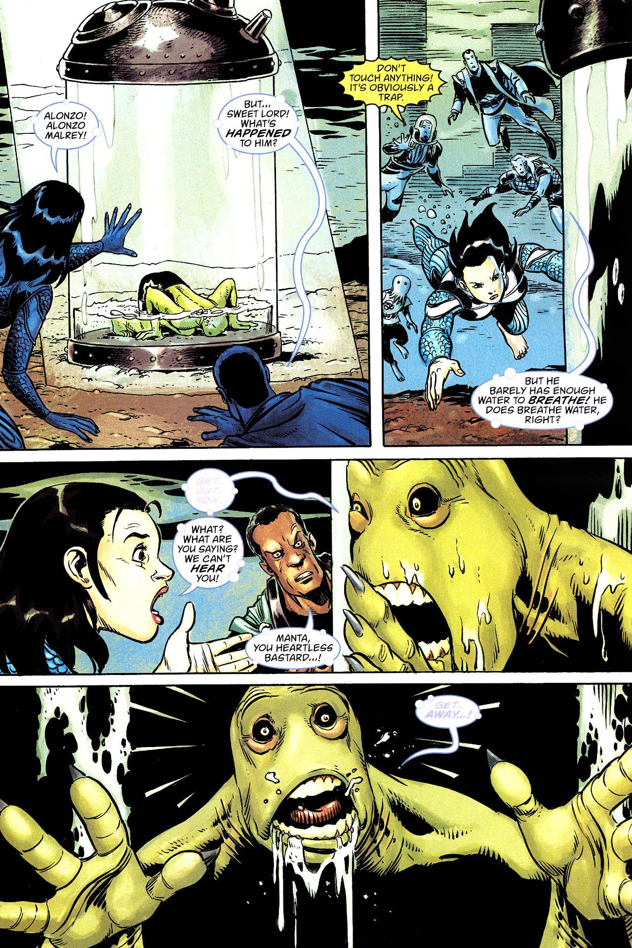 Read online Aquaman: Sword of Atlantis comic -  Issue #52 - 4